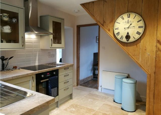 North Lodge Kitchen